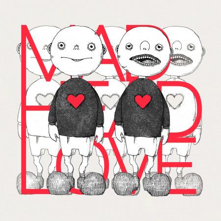 MAD HEAD LOVE / POPPIN' APATHY 專輯封面