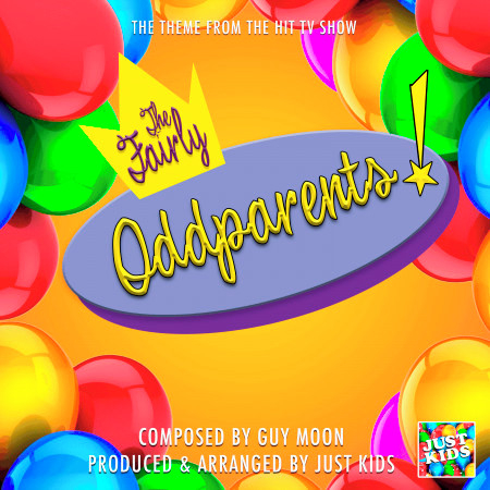 """The Fairly Oddparents Main Theme (From """"The Fairly Oddparents"""") 專輯封面"""
