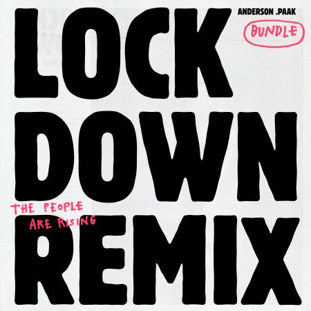 Lockdown (Remix Bundle) 專輯封面
