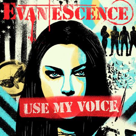 Use My Voice 專輯封面