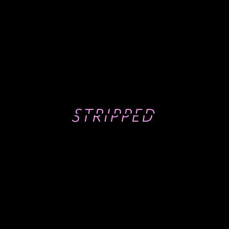 Stripped 專輯封面