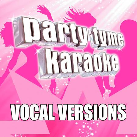 Party Tyme Karaoke - Pop Female Hits 6 (Vocal Versions) 專輯封面
