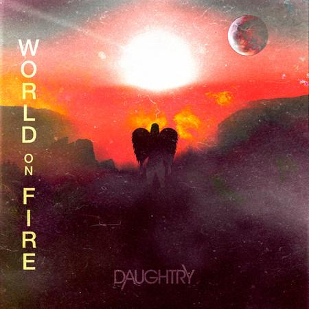 World On Fire 專輯封面