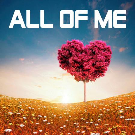 All of Me 專輯封面