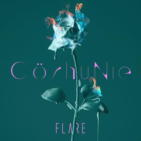 FLARE (English version) 專輯封面
