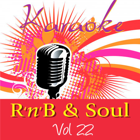 Karaoke - R 'n' B & Soul Vol.22 專輯封面
