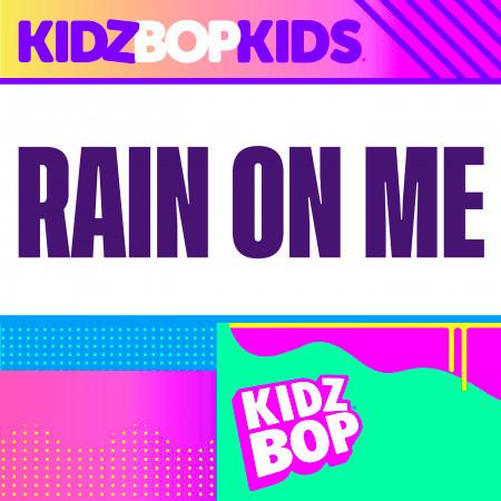 Rain On Me 專輯封面
