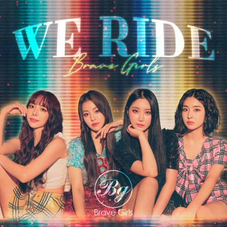 We Ride 專輯封面
