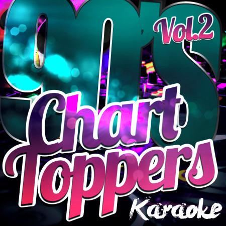 90's Chart Toppers Karaoke, Vol. 2 專輯封面