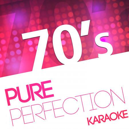 Karaoke - Pure Perfection 70's 專輯封面