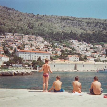 夏日最美的三十張拍立得相片 專輯封面