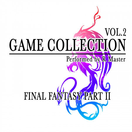 Game Collection, Vol. 2 (Final Fantasy Part II) 專輯封面