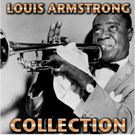 The Best of Louis Armstrong, Vol. 1 專輯封面