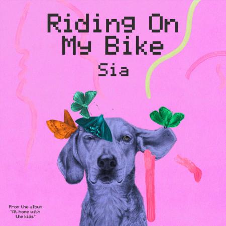 Riding On My Bike 專輯封面