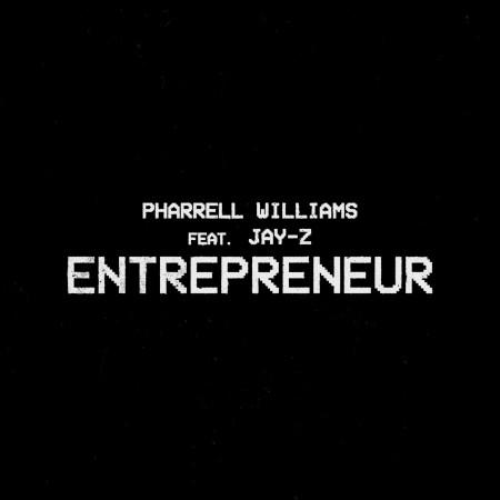 Entrepreneur 專輯封面