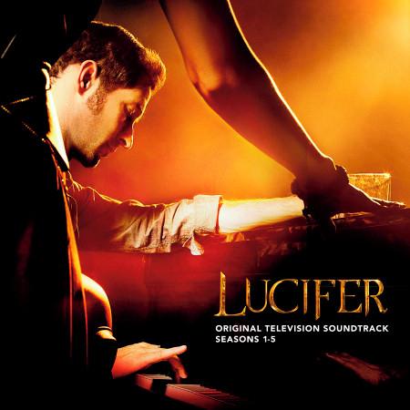 Lucifer: Seasons 1-5 (Original Television Soundtrack) 專輯封面