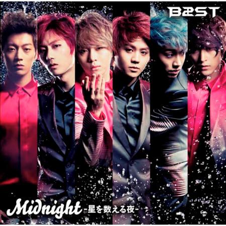 Midnight 專輯封面