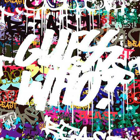 GUESS WHO? 專輯封面