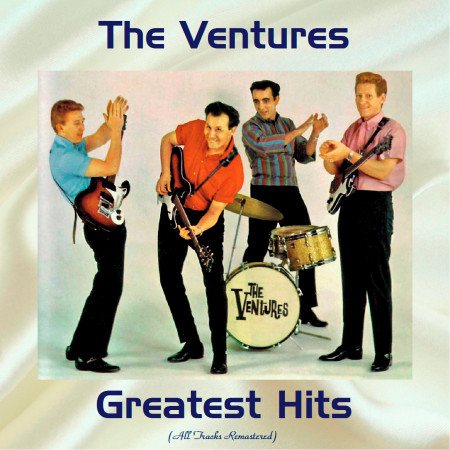 The Ventures Greatest Hits (All Tracks Remastered) 專輯封面