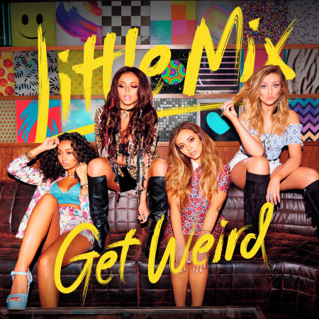 Get Weird (Expanded Edition) 專輯封面