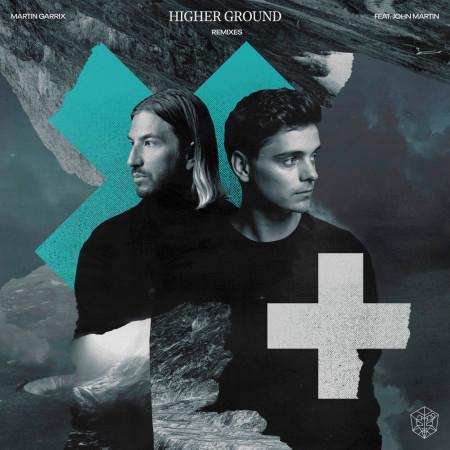 Higher Ground (Remixes) 專輯封面