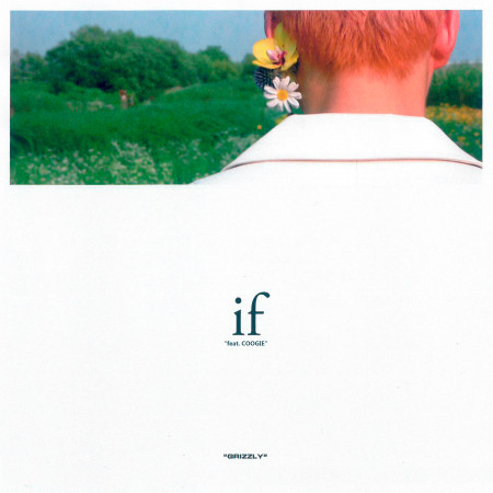 IF (feat. Coogie) 專輯封面