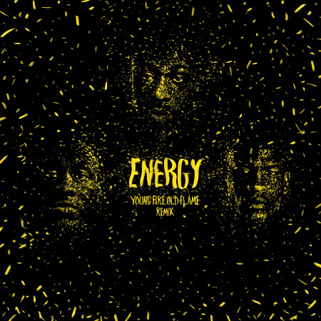 Energy (Young Fire Old Flame Remix) 專輯封面