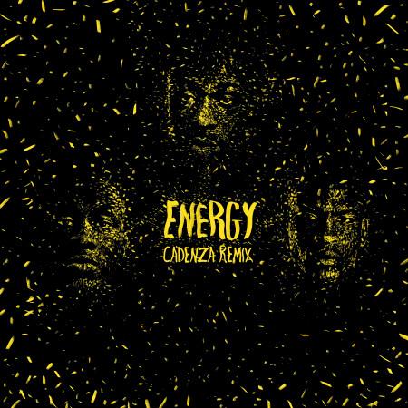 Energy (Cadenza Remix) 專輯封面