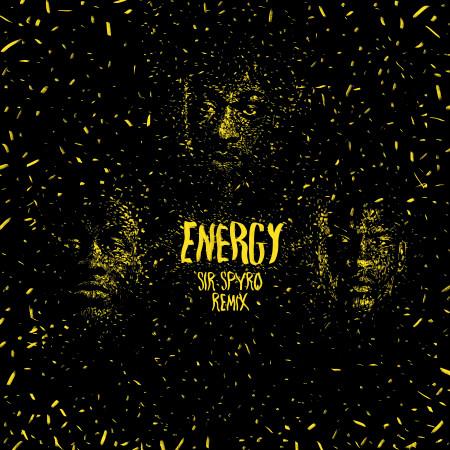 Energy (Sir Spyro Remix) 專輯封面