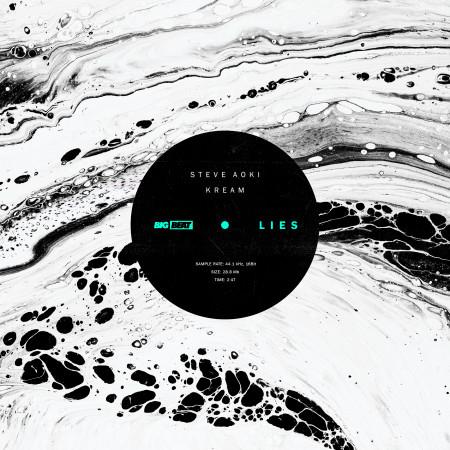 LIES 專輯封面