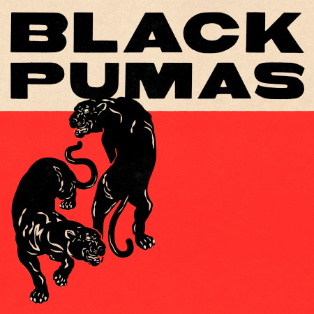 Black Pumas (Deluxe Version) 專輯封面