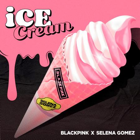 Ice Cream (with Selena Gomez) 專輯封面