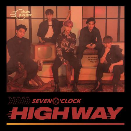 Seven O'clock 5th Project Album [HIGHWAY] 專輯封面