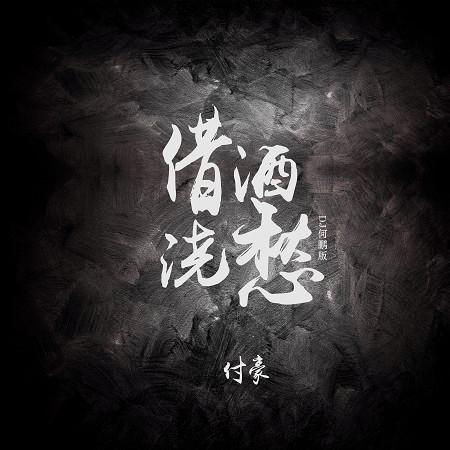 借酒澆愁(DJ何鵬版) 專輯封面
