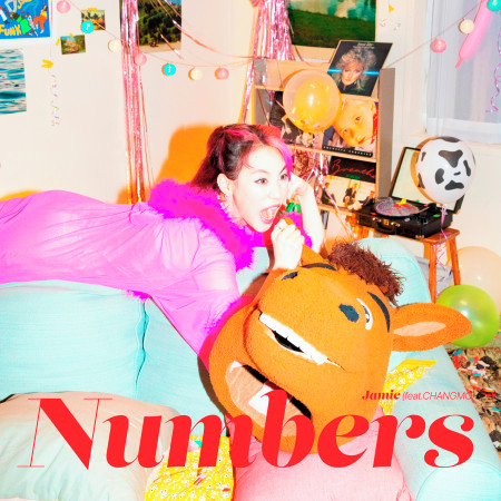 Numbers (feat. CHANGMO) 專輯封面