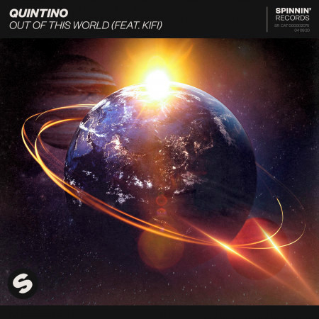 Out Of This World (feat. KiFi) 專輯封面