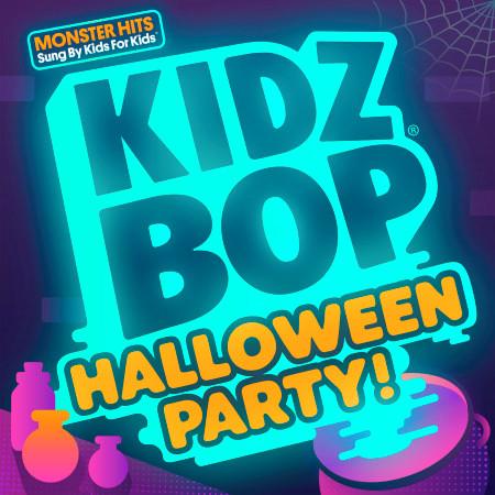 KIDZ BOP Halloween Party! 專輯封面