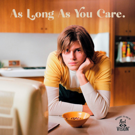 as long as you care 專輯封面