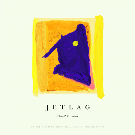 Jet Lag (feat. Ann) 專輯封面