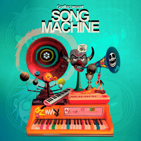 Song Machine Episode 6 專輯封面