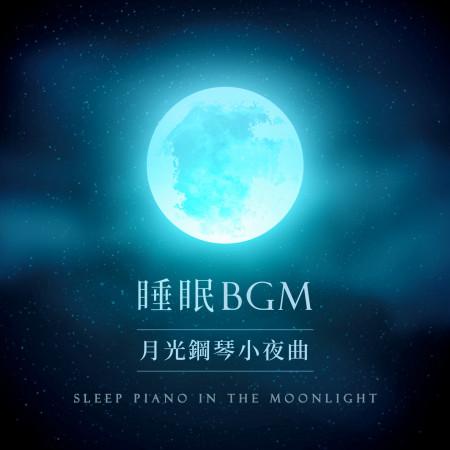睡眠BGM.月光鋼琴小夜曲 (Sleep Piano in the Moonlight) 專輯封面