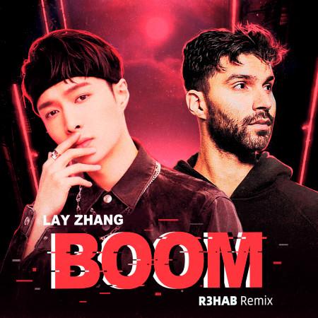 BOOM (R3HAB Remix) 專輯封面