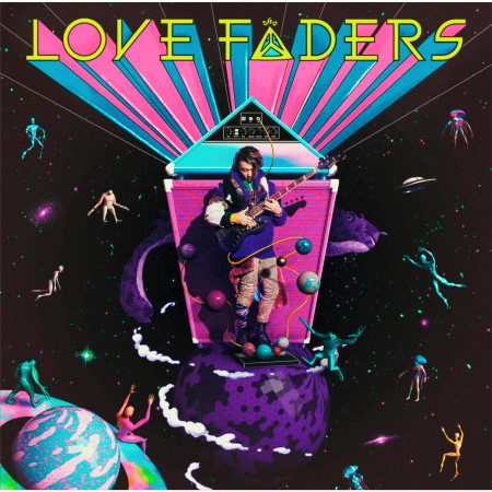 LOVE FADERS (Complete Edition) 專輯封面