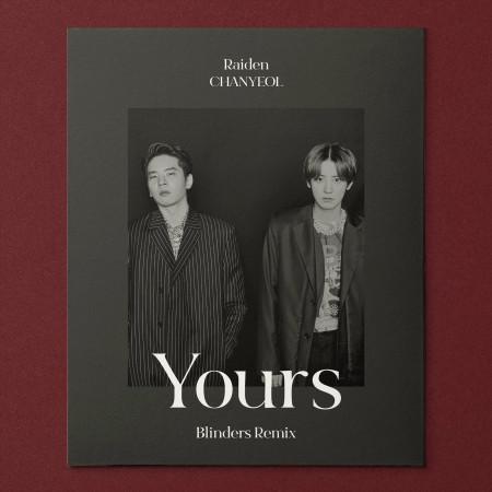 Yours (Feat. LeeHi, CHANGMO) (Blinders Remix) 專輯封面