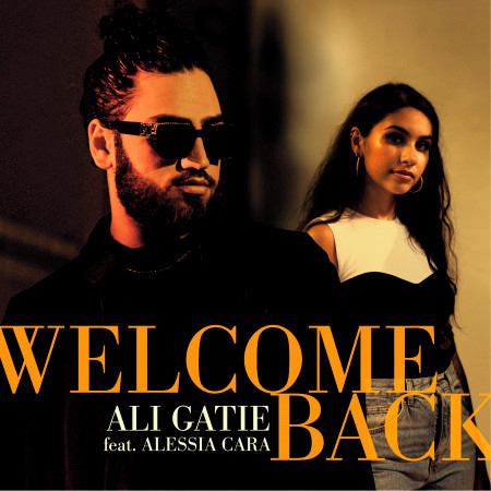 Welcome Back (feat. Alessia Cara) 專輯封面