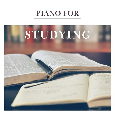 鋼琴.讀書時光 (Piano for Studying) 專輯封面