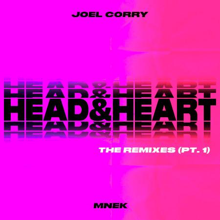 Head & Heart (feat. MNEK) (The Remixes Pt. 1) 專輯封面