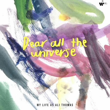 Dear All The Universe 專輯封面