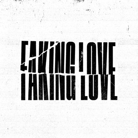 Faking Love: The Remixes EP 專輯封面