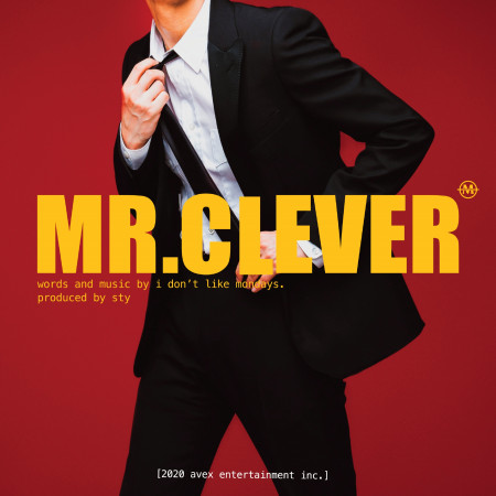 MR.CLEVER 專輯封面